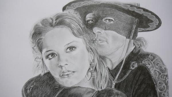 Catherine Zeta-Jones, Antonio Banderas par linda43